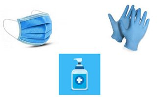 You only receive one person at a time by appointment with the obligation of gloves and a mask. Info: 0376 369256