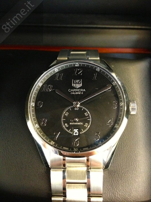 Tag Heuer Carrera Atomatic Calibre6 Was2110